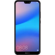 Telefon mobil Huawei P20 lite 64GB Dual Sim 4G Midnight Black