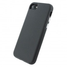 Husa Dual Layer UreParts Top Grip iPhone 8 / 7, Black