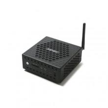 Mini Sistem PC ZOTAC ZBOX CI327 NANO, Intel Celeron Quad-Core N3450, No RAM, No HDD, Intel HD Graphics 500, Fara sistem de operare